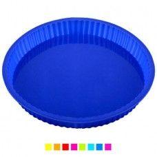 Силиконовая форма для пирога 25*3 см