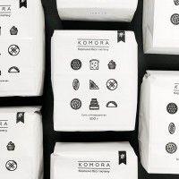 Безглютеновая смесь для выпечки KOMORA, 500 г